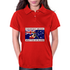 Australian Country Music, Written In Blood Womens Polo