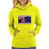 Australian Country Music, Written With Blood Womens Hoodie