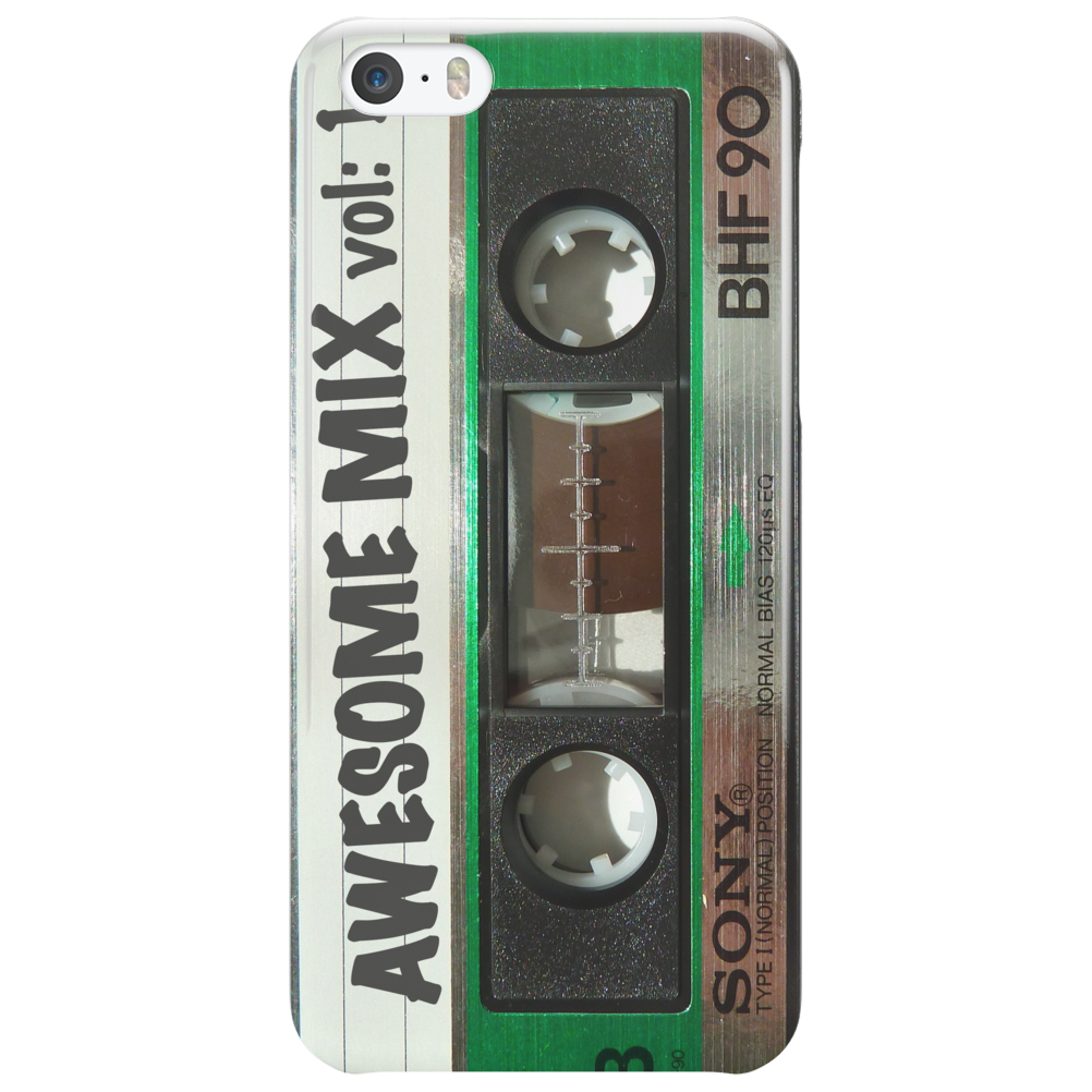 Awesome Mix Tape vol: 1 Phone Case