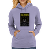 Batman Low-poly Womens Hoodie