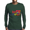 Be Indio David Lee Roth 2 Mens Long Sleeve T-Shirt
