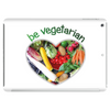 BE VEGETARIAN Tablet (horizontal)