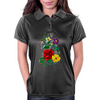 Beautiful flowers Womens Polo