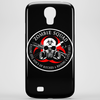 Biohazard Zombie Squad 3 Ring Patch outlined 2 Phone Case