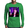 Black Jesuz 2 judas Mens Long Sleeve T-Shirt