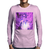 Bless 7he Mic purp Mens Long Sleeve T-Shirt