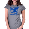 Blue Hawks Womens Fitted T-Shirt