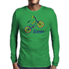 BMX Burner Mens Long Sleeve T-Shirt