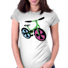 bmxing Womens Fitted T-Shirt