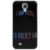 Boldly Go Phone Case