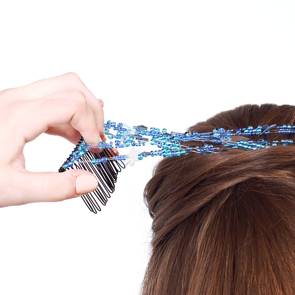 How to Use a HairZing: Step 4