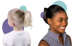 Fine Thin Hair Accessories for Delicate Tender Heads