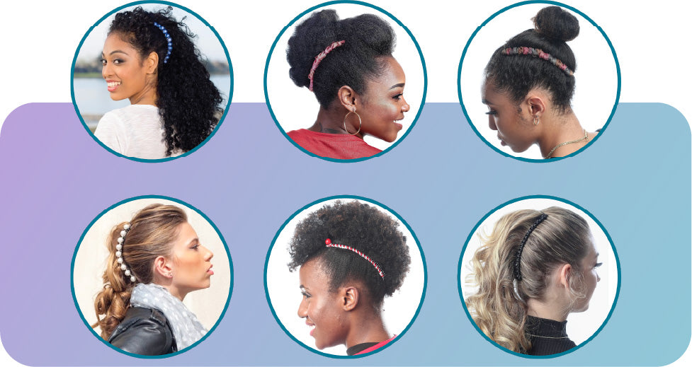 How to Use HairZing for Different HairStyles