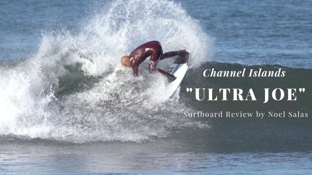 Watch: Surf'n Show Rider Review of Ultra Joe