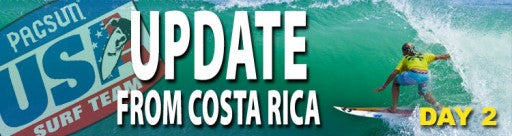 Update from the USA team in Costa Rica