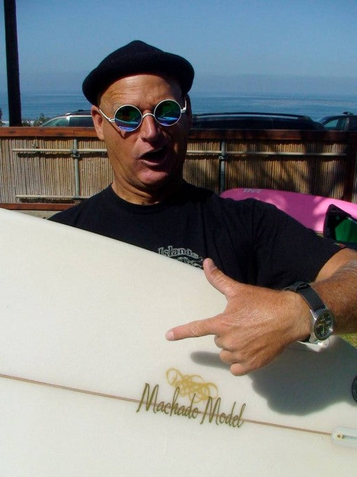Pierre and Rob's Machado Model