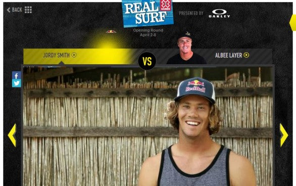 Vote for Jordy: Final Round of X Games