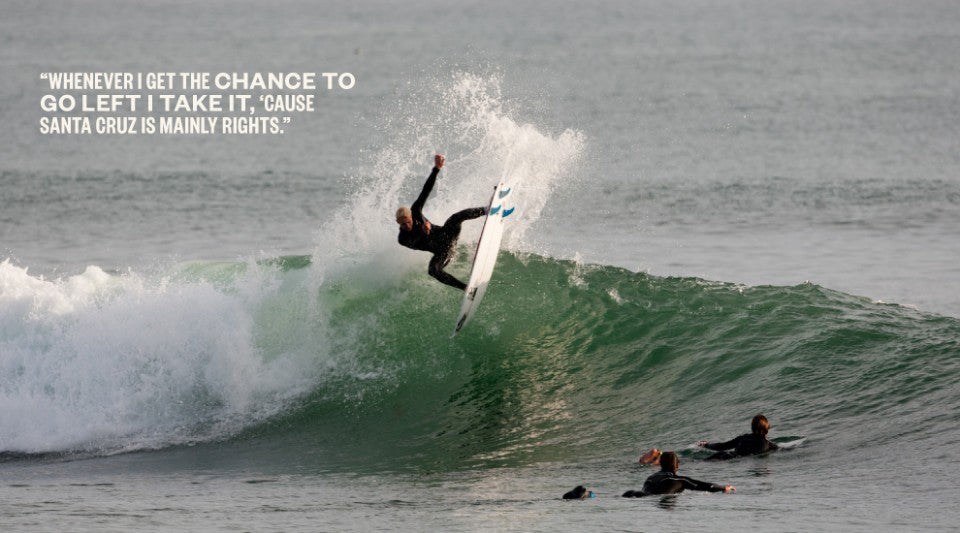 Nat Young on Surfline