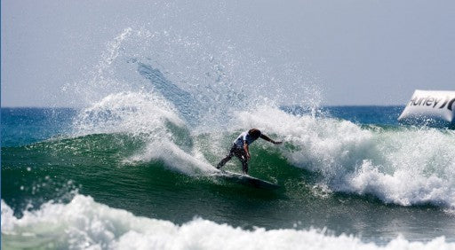 Dane Reynolds Carves into his first WCT Final