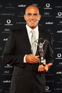 Slater wins Laureus World Sports Award