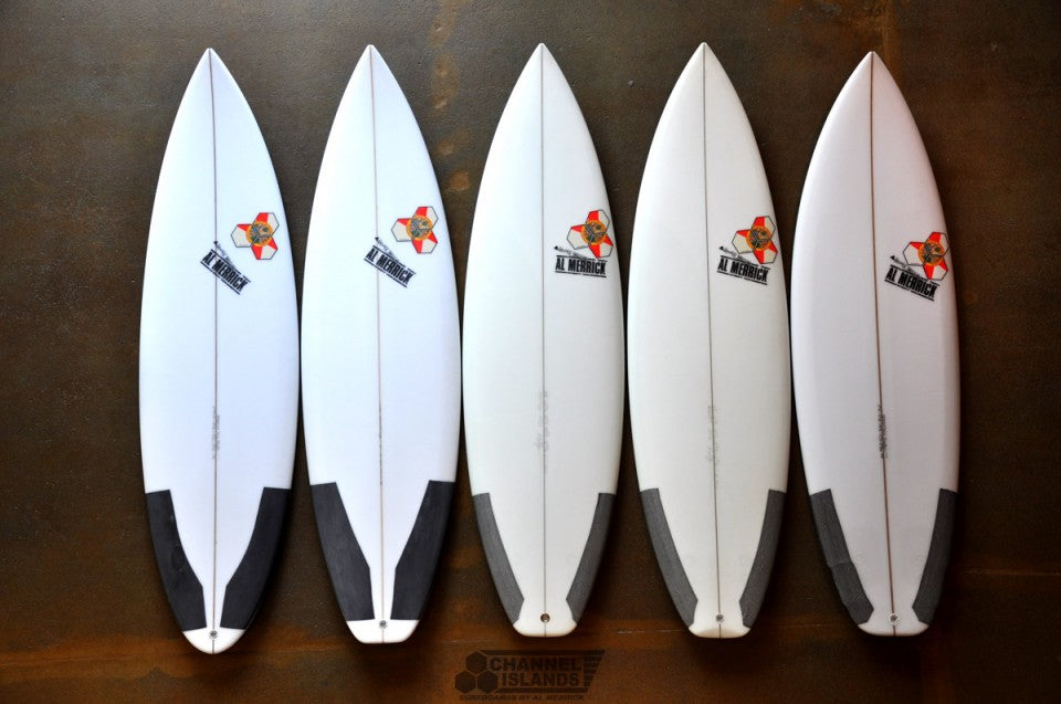 Kelly Slater's Quiver for The Quiksilver Pro Gold Coast 2013 decks