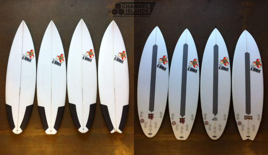 Kelly Slater's Quiver for Bells Beach 2013