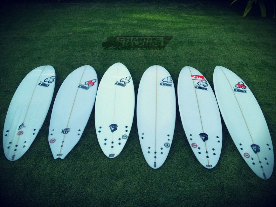 Kelly Slater's Quiver for Hawaii 2011 Bottoms