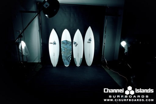 Kelly Slater's Hawaii Quiver