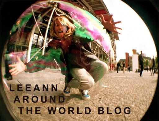 Check out Leeann's New Blog