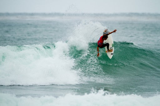 Evan Geiselman emerges victorious at this year's Surfing America Championships