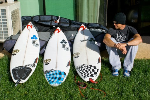 Taylor Knox's Quiver for Bells 2010