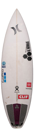 5'8 Rook Mod FCS2 - Used Team Board