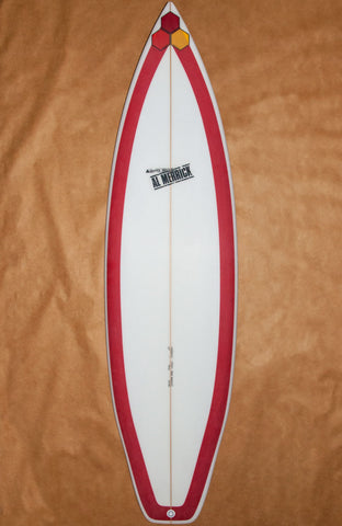 6'4 Red Beauty -s1