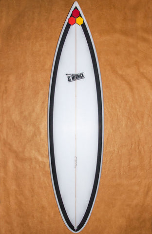 7'0 Black Beauty -s2