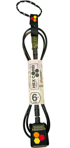 CI Hex Cord 6' Comp Leash