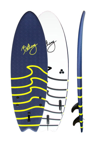 5'6 Bethany Hamilton Soft Top