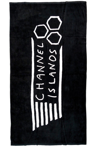 CI Beach Towel