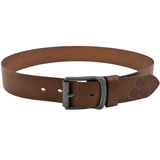 Hex Leather Belt
