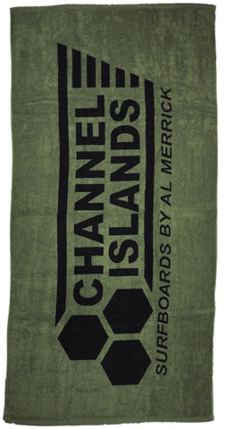 Jacquard Flag Beach Towel