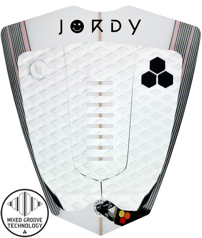 Jordy Smith 3 Piece Arch Traction Pad