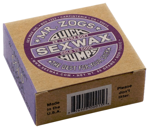 Mr. Zog's Sexwax Cold