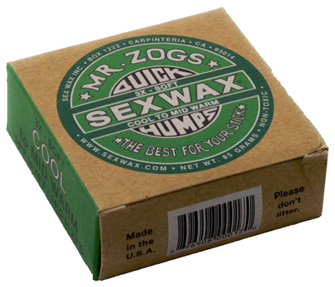 Mr. Zog's Sexwax Cool