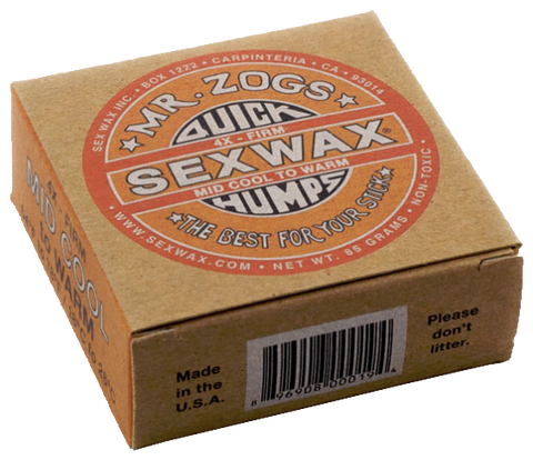 Mr. Zog's Sexwax Mid-Cool