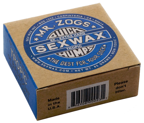 Mr. Zog's Sexwax Tropic