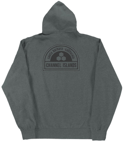 Sol Patch Hooded Fleece