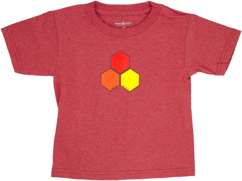 Toddler Curren Hex Tee