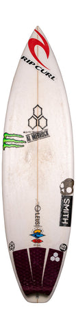5'11 FR2 (Fred Rubble 2 prototype) Futures - Used Team Board