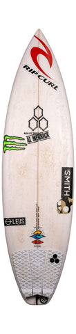 5'10 C2 (Prototype Shortboard) Futures - Used Team Board