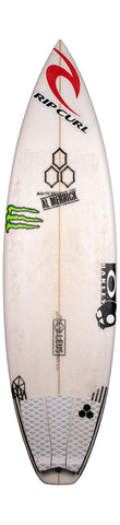 "5' 11 1/2 Fever ""Ace V1"" Futures - Used Team Board"