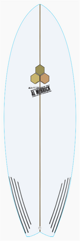 "Custom Pod Mod 5' 6"" for Tony Gonella"